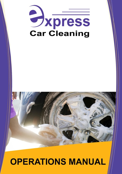 NEW MAY - CAR CLEANING