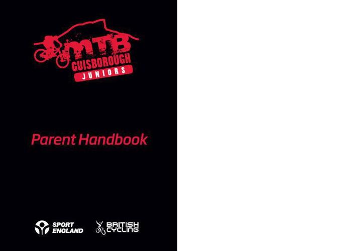 MTBG Juniors Parents Handbook