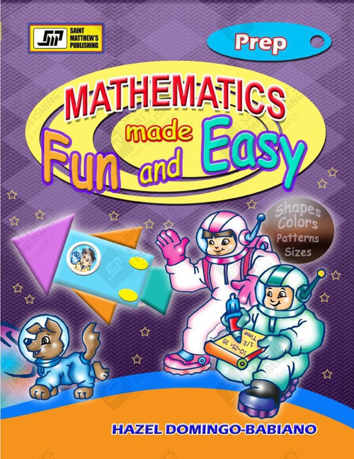 Mathematics Made Fun and Easy - Prep