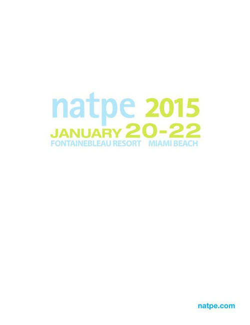 NATPE 2015 Sponsorship and Branding Opportunities