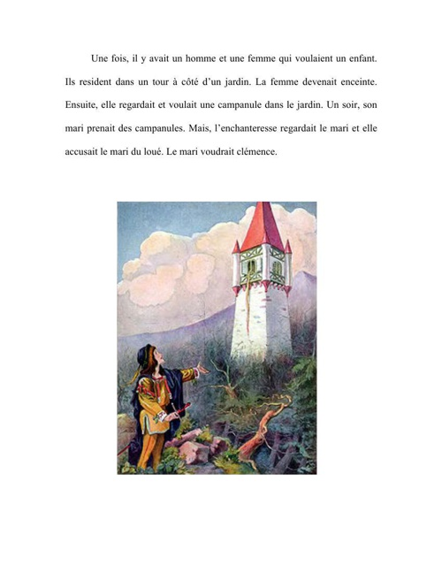 French Fairy Tale