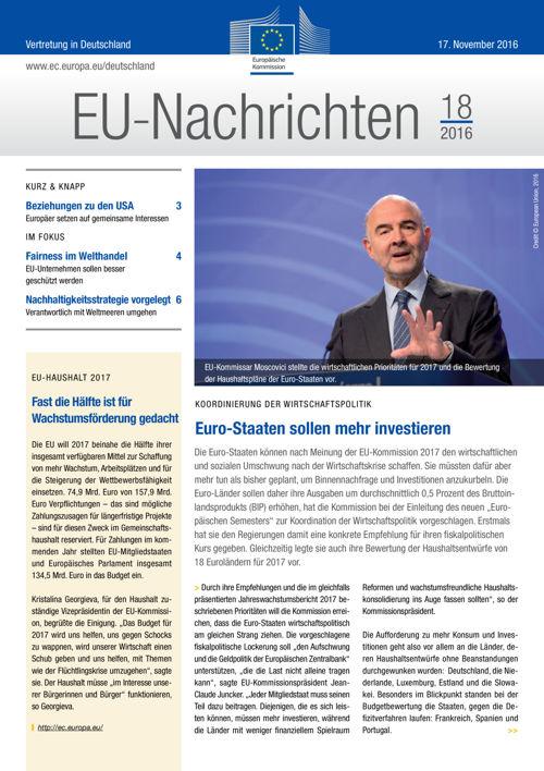EU-Nachrichten #18