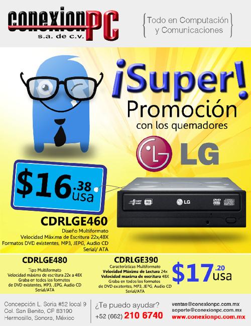 Catalogo Julio 2012 - Conexión PC sa. de cv.