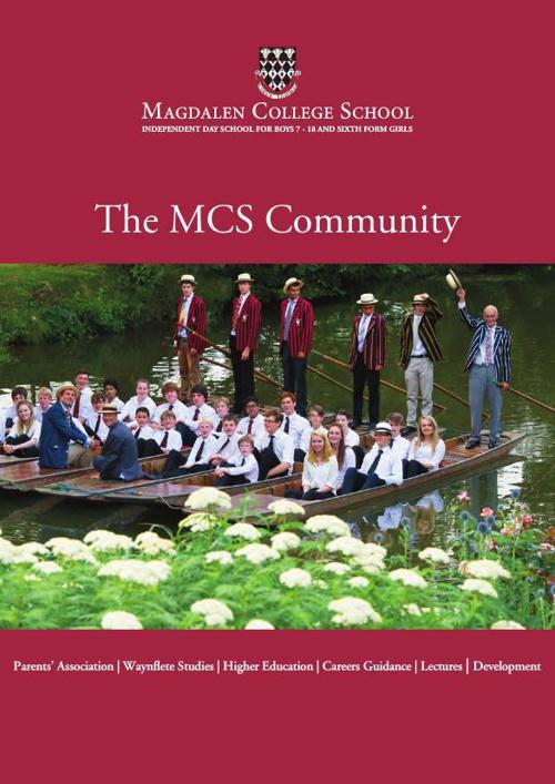 2014 MCS Community Brochure