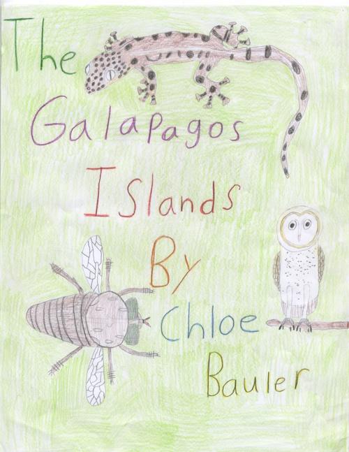 Chloe Bauler's Galapagos Book