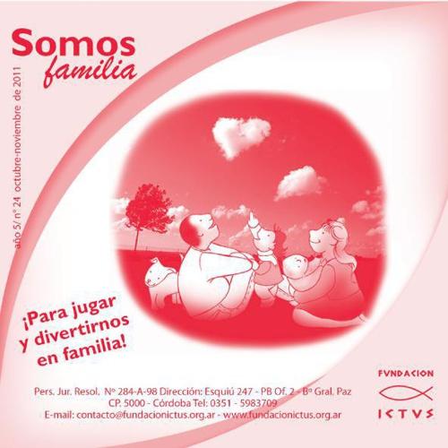 "Boletín ""Somos Familia"" N°24 - 2011"