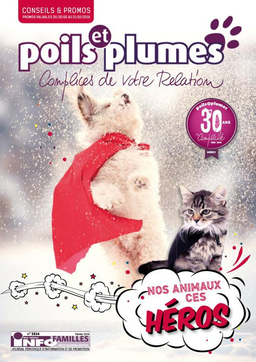 Poils & Plumes - Carnaval 2016