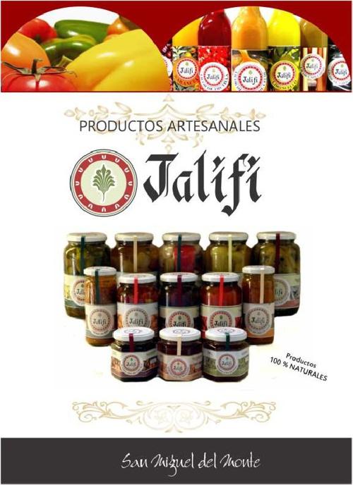 Catalogo de Productos Jalifi 2013