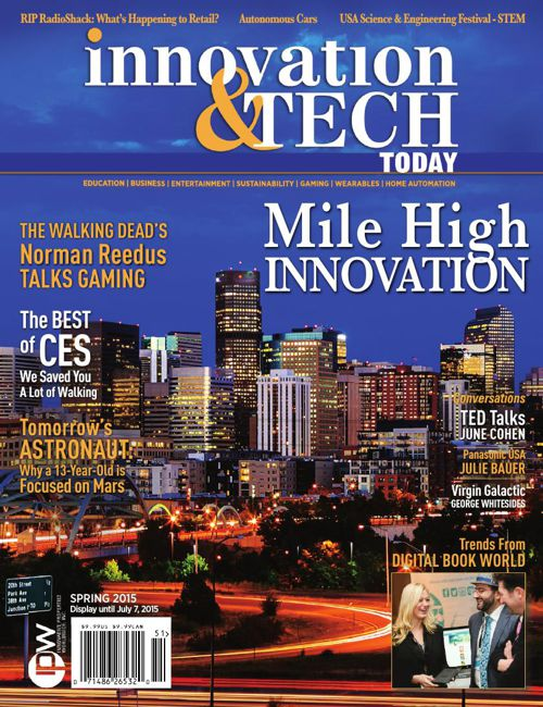 Innovation & Tech Today Spring 2015