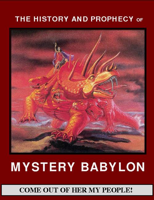 Mystery Babylon eBooklet