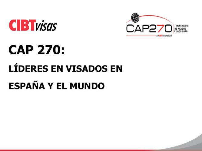 Presentación CAP 270