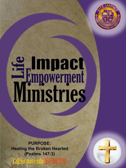 Copy of LIFE IMPACT EMPOWERMENT MINISTRIES PRESS KIT