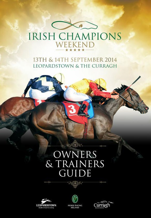 IRISH CHAMPIONS WEEKEND - OWNERS GUIDE