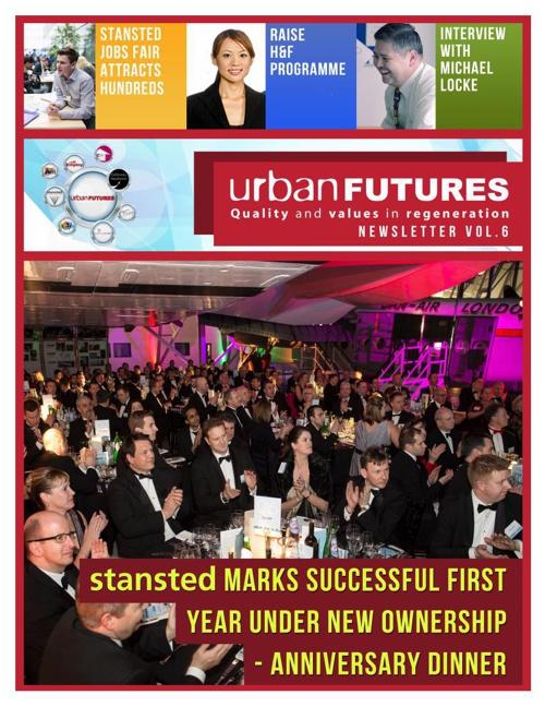 Urban Futures - Newsletter Vol 6