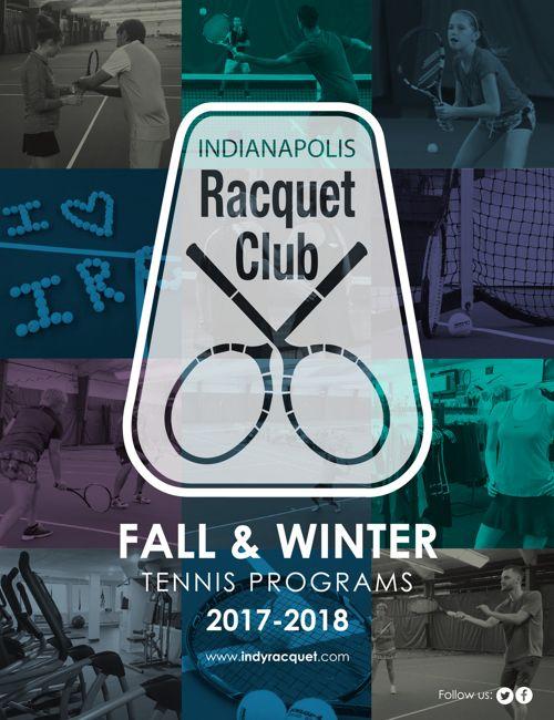 Fall & Winter 2017-2018 Tennis Programs