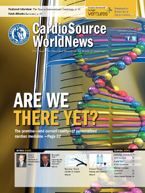 CardioSource WorldNews June 2012