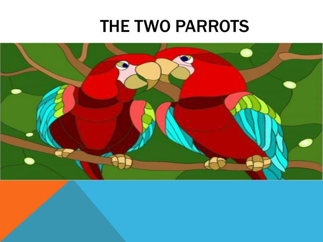 The Two Parrots