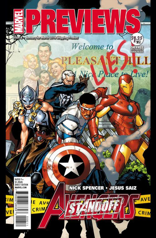 Jan16 Marvel Previews