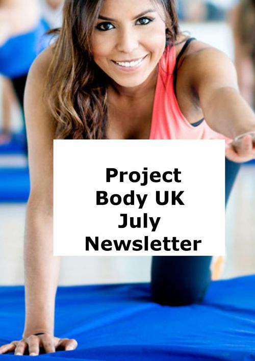 The Body Centre Newsletter July 2015