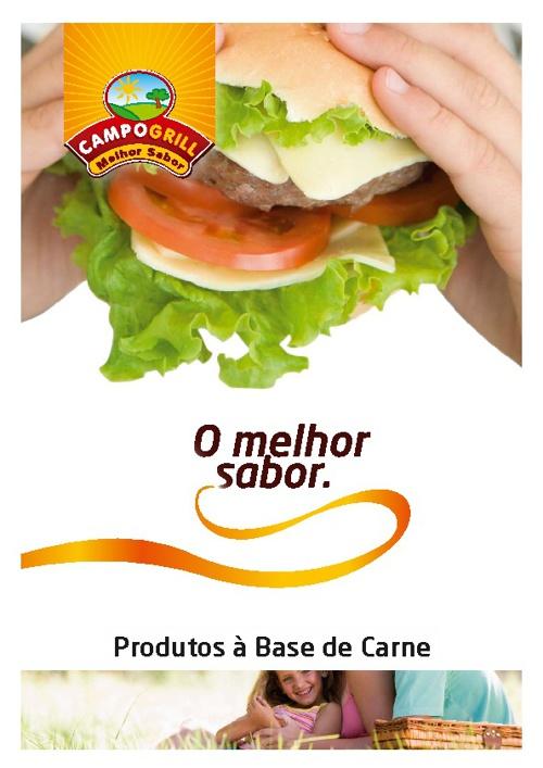 Produtos a Base de Carne