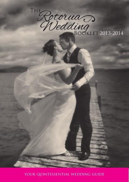 Rotorua Wedding Booklet 2013 - 2014