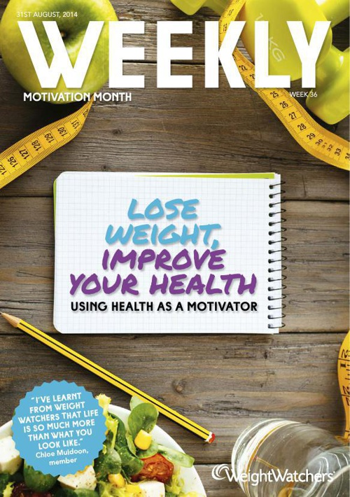 Weight Watchers Weekly Issue 36