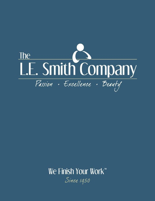 L.E. Smith Company | We Finish Your Work 150106