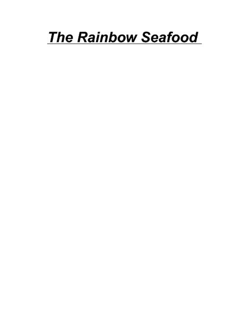 The Rainbow Seafood