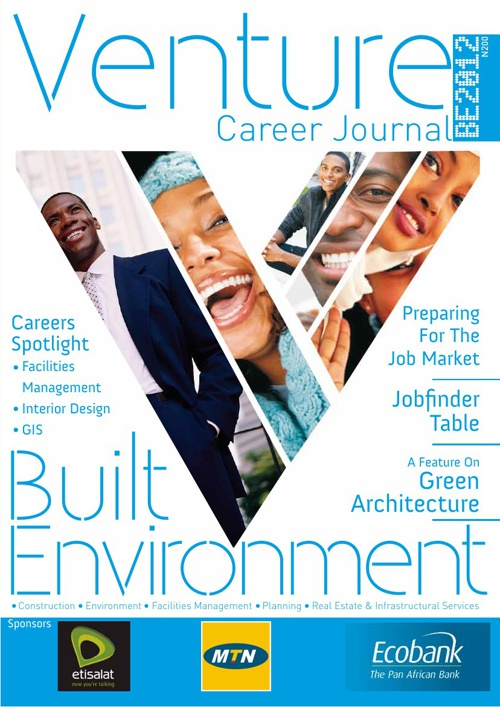 Venture Craeer Journal - Built Environment 2012