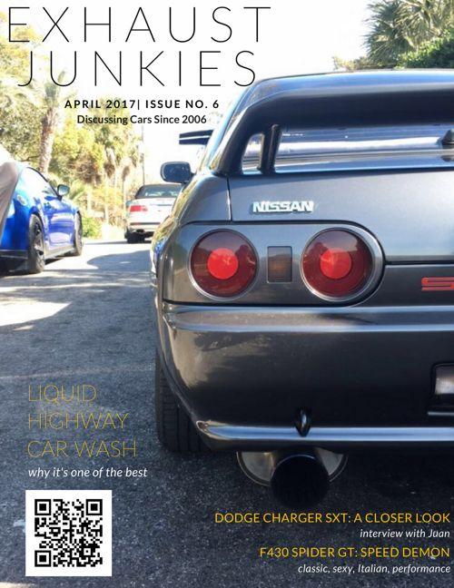 Final: Exhaust Junkies
