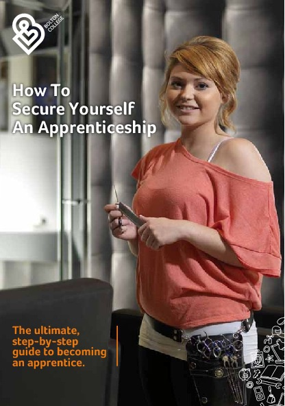 How to Secure Yourself an Apprenticeship