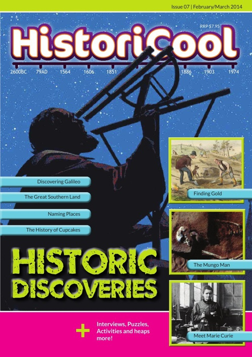 HistoriCool Issue 07 Preview