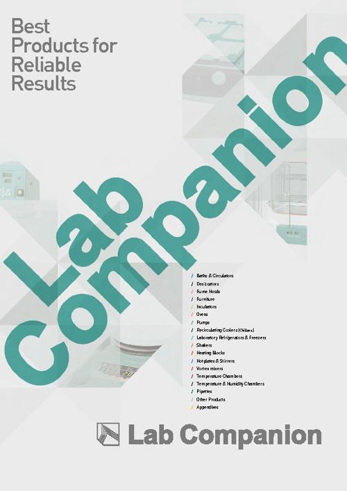 Lab Companion Equipment