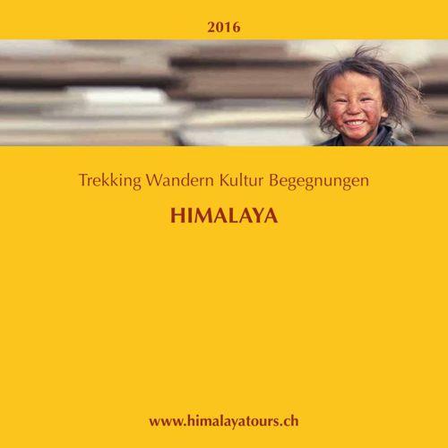 2016 Katalog Himalaya Tours