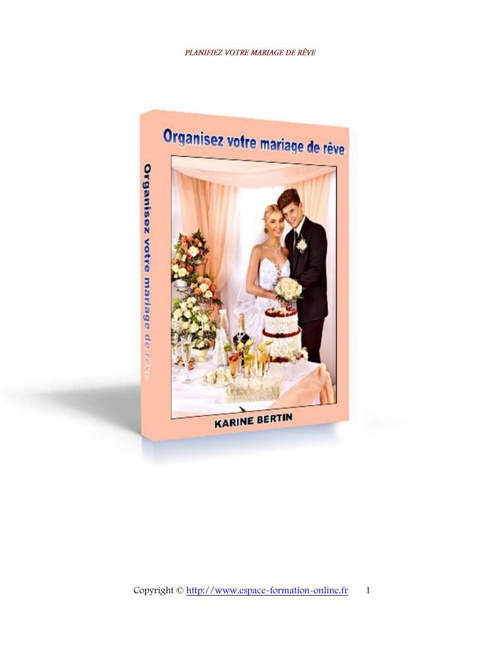echantillon mariage