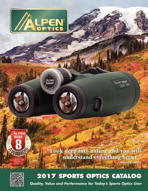 Alpen 2017 Catalog