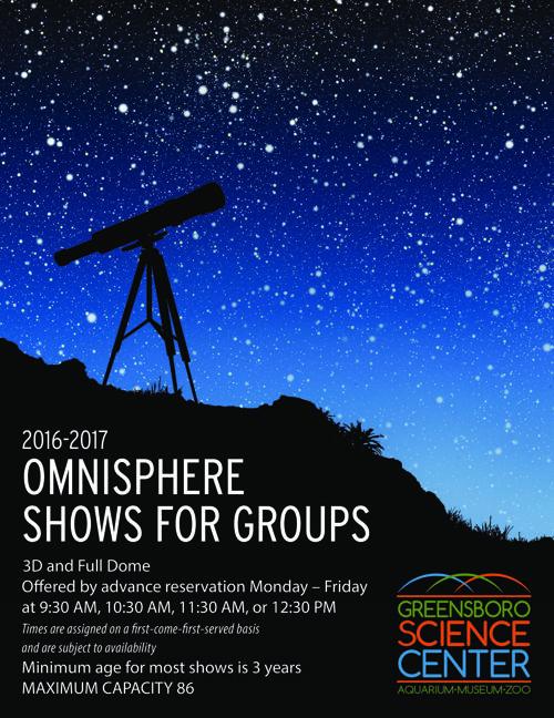 2016 - 2017 OmniSphere Guide