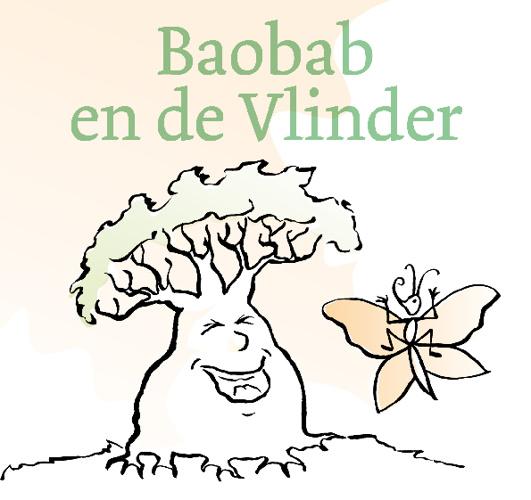 Baobab en de Vlinder