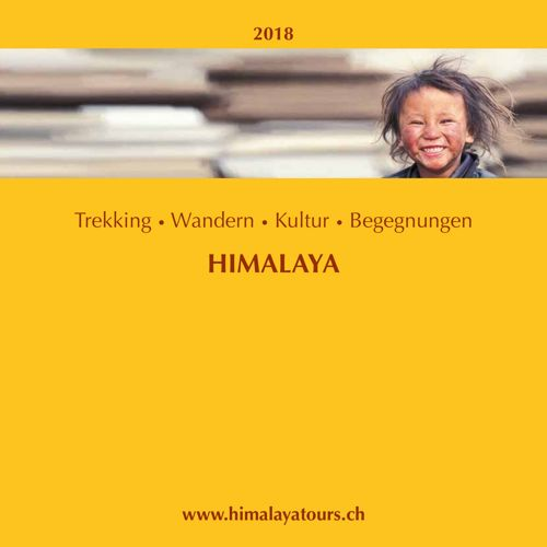 2018 Katalog Himalaya Tours
