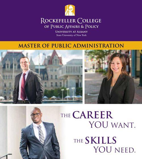 Rockefeller College MPA Viewbook