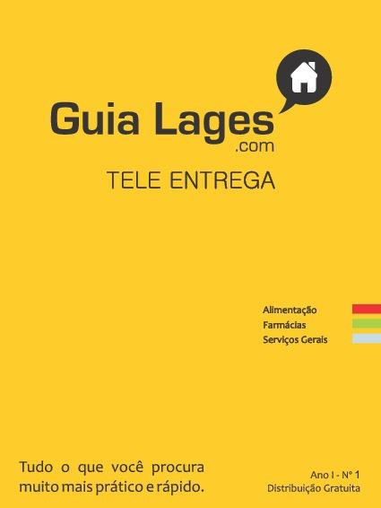 Guia Lages - Tele Entrega