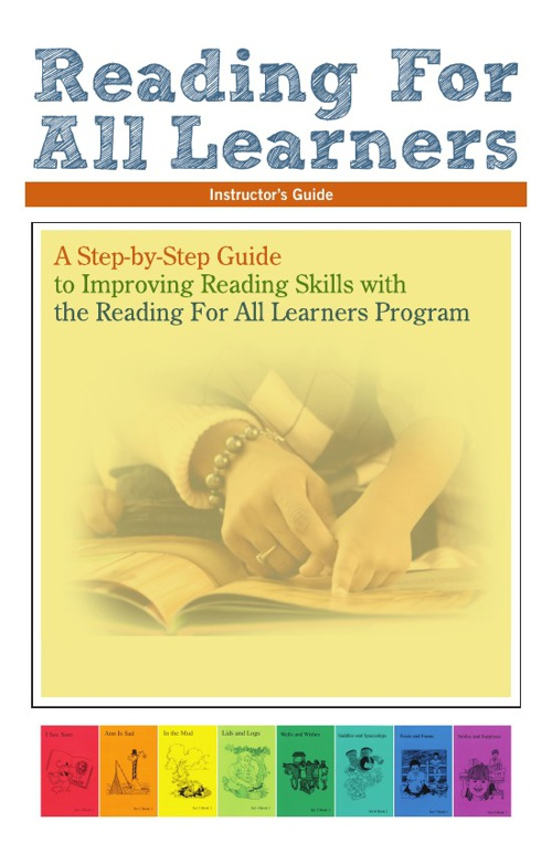 Reading For All Learners Instructor Guide