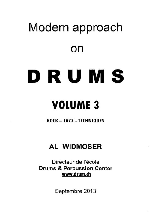 DRUMS Vol 3