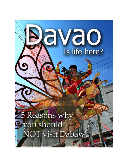 Davao Life is here