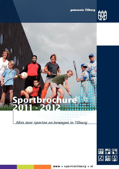 Sportbrochure 2011-2012