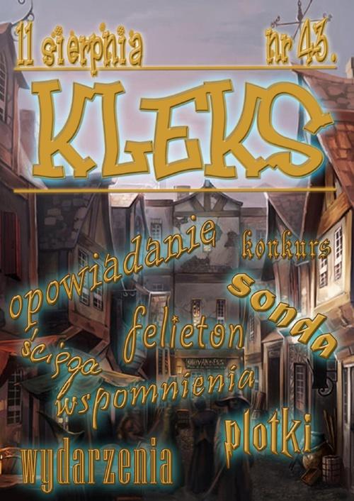 KLEKS43