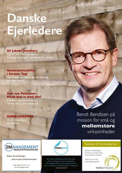 Magasinet For Danske Ejerledere #1