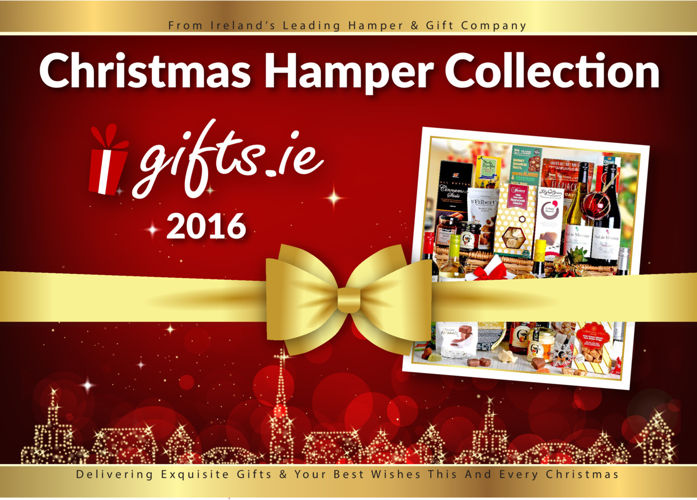 gifts.ie Christmas Hamper Brochure 2016