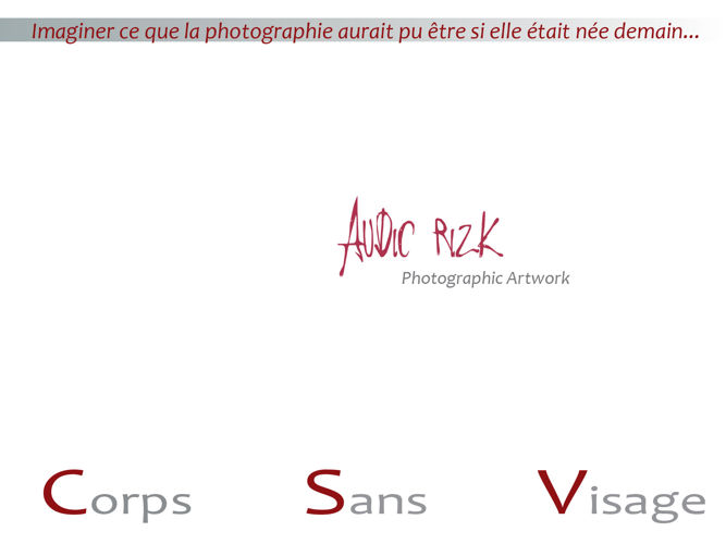 Audic Rizk Photographic Artwork