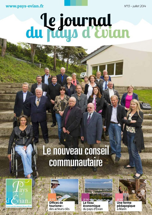 Journal pays d'Evian 13 - version web